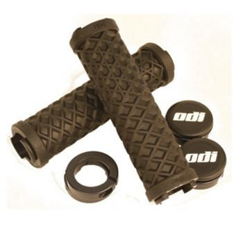 ODI Vans Lock-On Grips Black