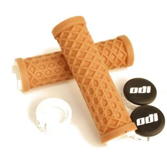 ODI Vans Lock-On Grips Gum Rubber