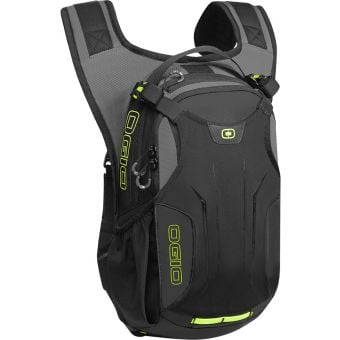 OGIO Baja 2L Hydration Pack Black/HiViz Yellow