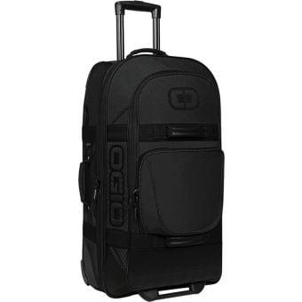 OGIO Onu-29 Checked Travel Bag Stealth Black
