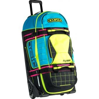 OGIO Rig 9800 Rolling Luggage Bag Le Retro