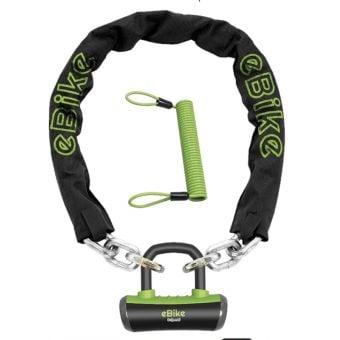 OnGuard Mastiff Chain e-bike Series Keyed Bicycle Lock