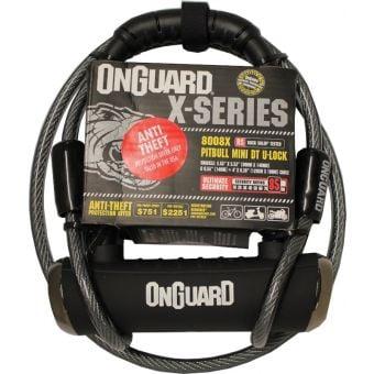 OnGuard Pitbull X-Series DT Bicycle U-Lock
