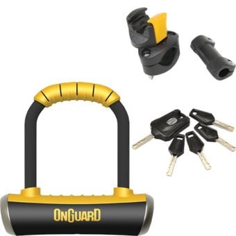 OnGuard Pitbull Mini U-Lock