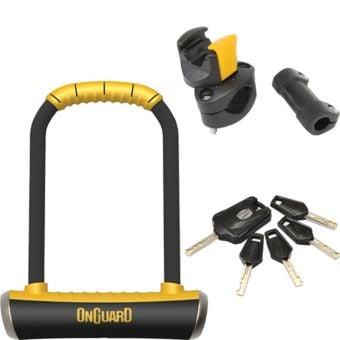 OnGuard Pitbull STD U-Lock