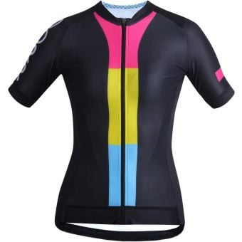 OORR Cafe Pro SS Womens Jersey Lollypop X-Small