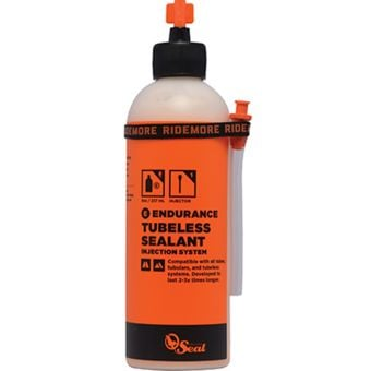 Orange Seal Endurance Tubeless Tyre Sealant Injection System 8oz