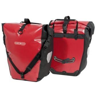 Ortileb Back Roller Classic QL2.1 Waterproof Pannier Bag (Pair) Red