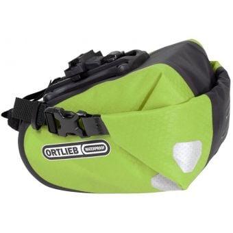 Ortlieb 1.6L Saddle-Bag Two Lime/Black