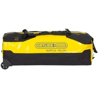 Ortlieb 140L Duffle RS Bag Sun Yellow/Black