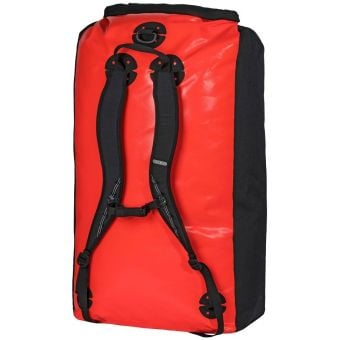 Ortlieb 150L X-Tremer XXL Dry Bag Backpack Red/Black