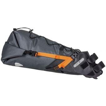 Ortlieb 16.5L Seat-Pack Saddle Bag Slate Black