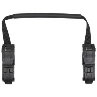 Ortlieb 16mm Ql2.1 Bike Rack Hooks (x2) With Handle