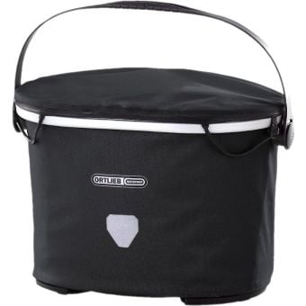 Ortlieb 17.5L Up Town City Handlebar Basket (Without Mount) Black