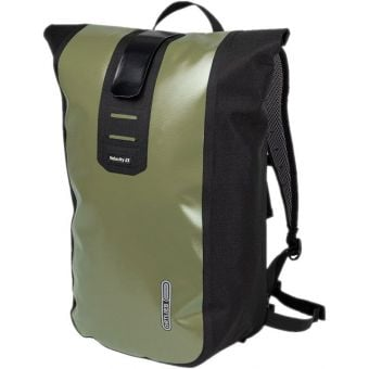 Ortlieb 17L Velocity Backpack Olive/Black