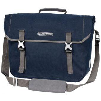 Ortlieb 20L Two Urban QL2.1 Commuter Pannier Bag Blue Ink