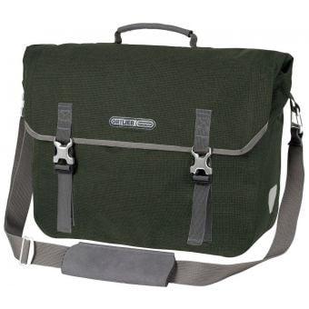 Ortlieb 20L Two Urban QL2.1 Commuter Pannier Bag Pine Green