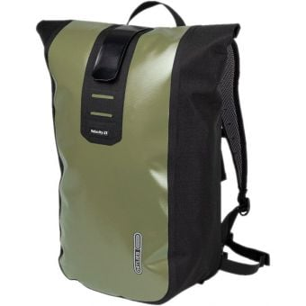 Ortlieb 23L Velocity Backpack Olive/Black
