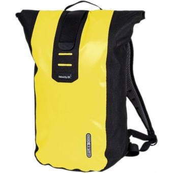 Ortlieb 23L Velocity Backpack Yellow/Black