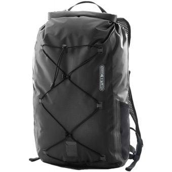 Ortlieb 25L Light-Pack Two Waterproof Backpack Black
