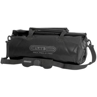 Ortlieb 31L Rack-Pack PVC Free Duffle Bag Black