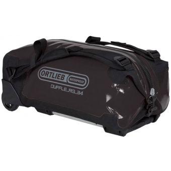 Ortlieb 34L Duffle RG Bag w/Telescopic Handle Black