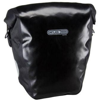 Ortlieb 40L Waterproof Back Roller City Pannier Bags Black