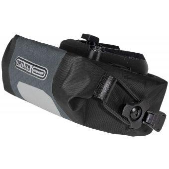 Ortlieb 500ml Micro Two Saddle Bag Slate/Black