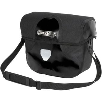 Ortlieb 7L Ultimate Six Classic Handlebar Bag (Without Mount) Black