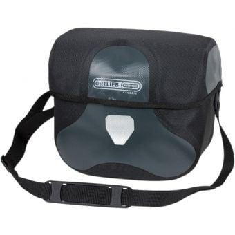 Ortlieb 8.5L Ultimate Six Classic Handlebar Bag (Without Mount) Asphalt/Black