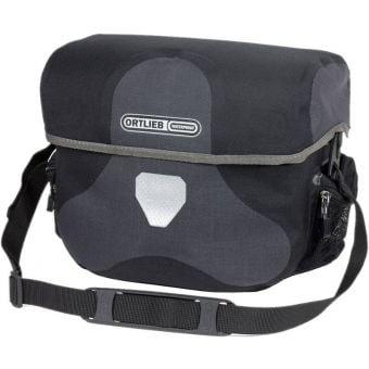 Ortlieb 8.5L Ultimate Six Plus Handlebar Bag (Without Mount) Granite/Black