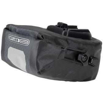 Ortlieb 800ml Micro Two Saddle Bag Slate/Black