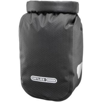 Ortlieb QLS Waterproof Fork Pack Matte Black