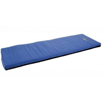 OZtrail 7.5cm Open Cell Foam Swag Mattress Blue