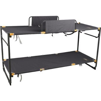 OZtrail Deluxe Double Bunk Bed