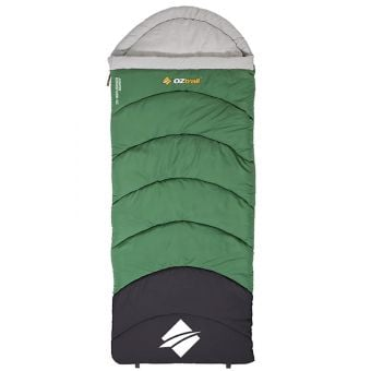 OZtrail Junior Kingsford Hooded Sleeping Bag 0