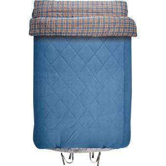 OZtrail Outback Comforter Queen Sleeping Bag Navy