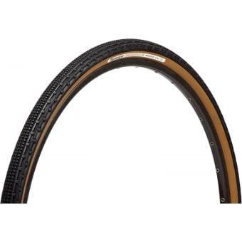 Panaracer GravelKing SK 700x35c Tubeless Tyre Tanwall