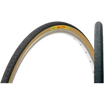 Panaracer Pasela 700x35c Wire Bead Tyre Amber Sidewall