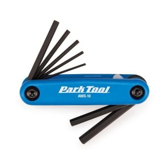 Park Tool 1.5-6mm Fold Up Hex Wrench Set