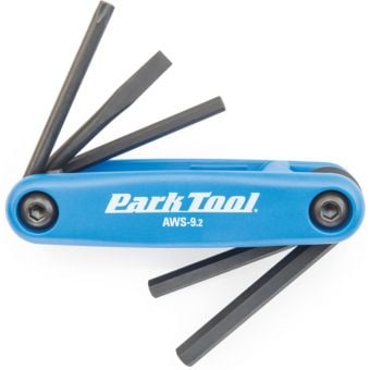 Park Tool AWS-9.2 Fold Up Hex Wrench Set