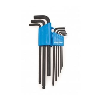 Park Tool Professional L-Shaped Hex Wrench Set
