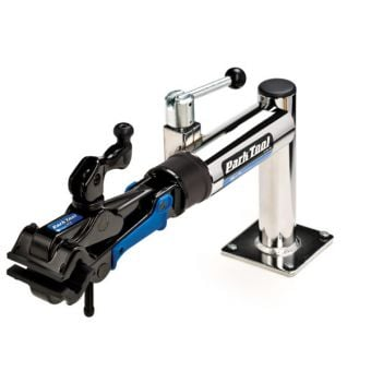 Park Tool PRS-4 OS-2 Deluxe Bench Mount Repair Stand with 100-3D clamp