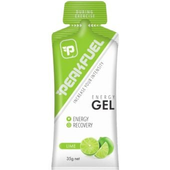 PeakFuel Energy Gel 35g Lime