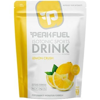 PeakFuel Isotonic Sports Drink Powder 510g Lemon Crush