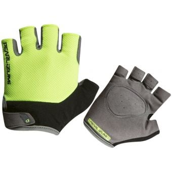 Pearl Izumi Attack Fingerless Gloves Screaming Yellow 2020
