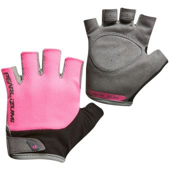 Pearl Izumi Attack SF Womens Gloves Screaming Pink 2021