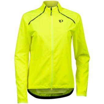 Pearl Izumi BioViz Womens Barrier Jacket S.Yellow/Reflective 2020