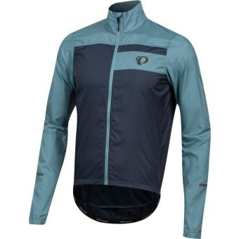 Pearl Izumi Elite Escape Barrier Jacket Arctic/Midnight Navy