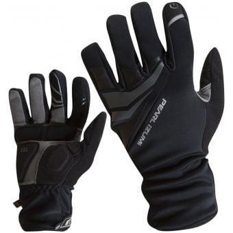 Pearl Izumi Elite Softshell Gel FF Gloves Black 2020